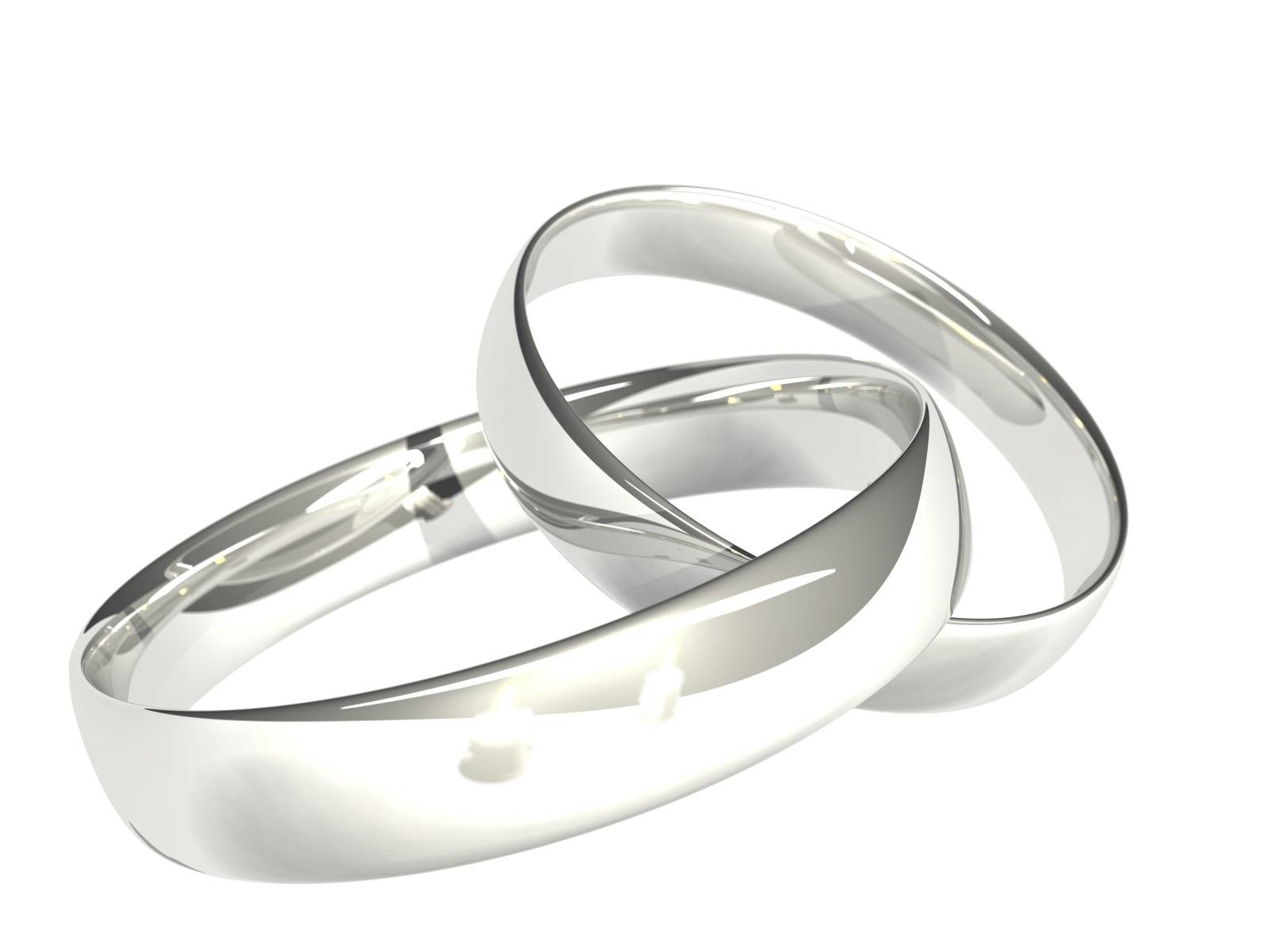 Featured Photo of Silver Wedding Anniversary Rings