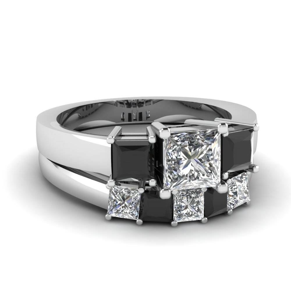 Ring Collections | Fascinating Diamonds With Regard To Recent Black Diamond Anniversary Rings (View 22 of 25)