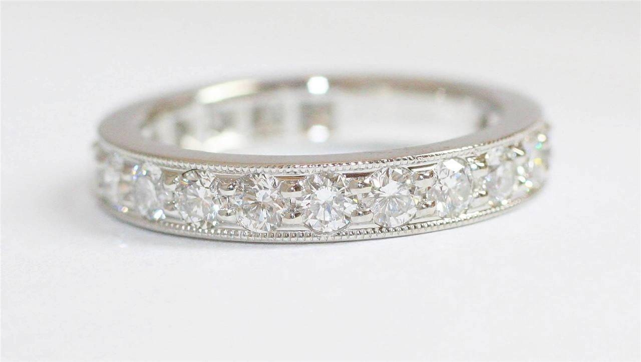 Sell Wedding Rings & Used Diamond Jewelry With Regard To Most Popular Tiffany Diamond Anniversary Rings (View 10 of 25)