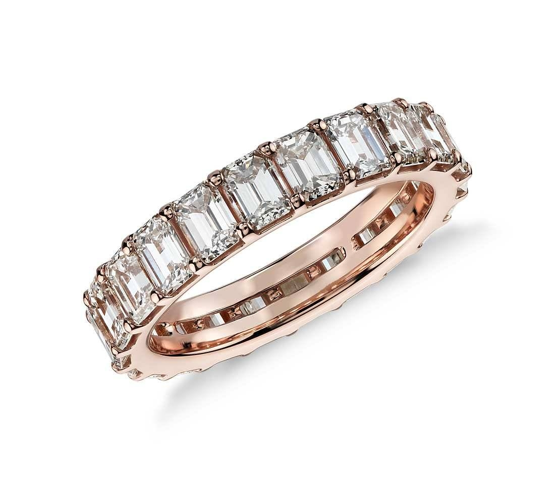 The Beautiful Diamond Eternity Ring For Your Special Moments With Regard To Newest 3 Carat Anniversary Rings (View 22 of 25)