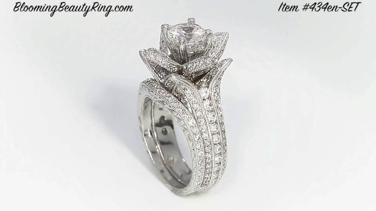 Unique Engagement Rings And Anniversary Rings Within Most Current Unique Anniversary Rings (View 16 of 25)