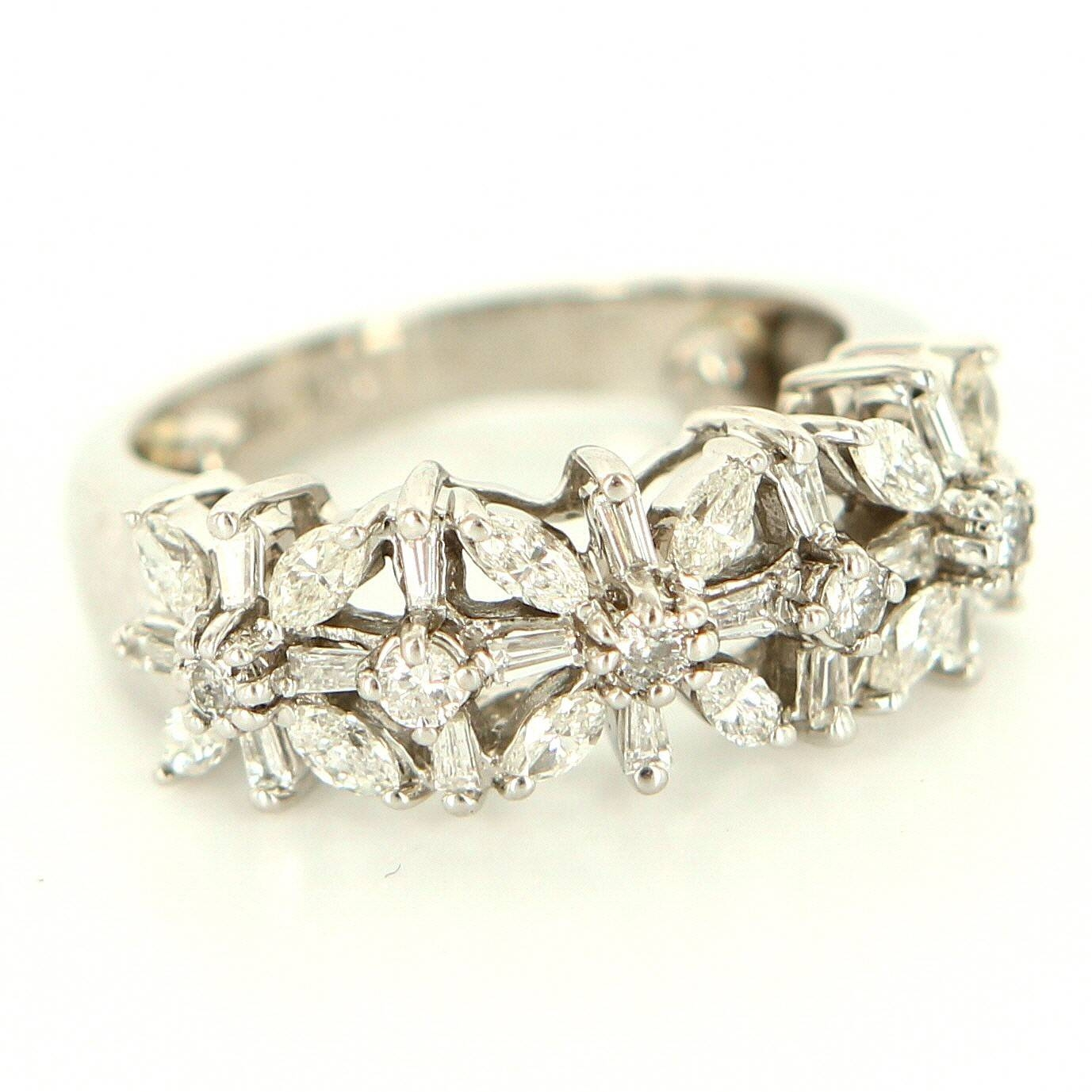 Vintage Anniversary Rings | Eternity Jewelry Pertaining To Most Current Vintage Anniversary Rings (Gallery 1 of 25)
