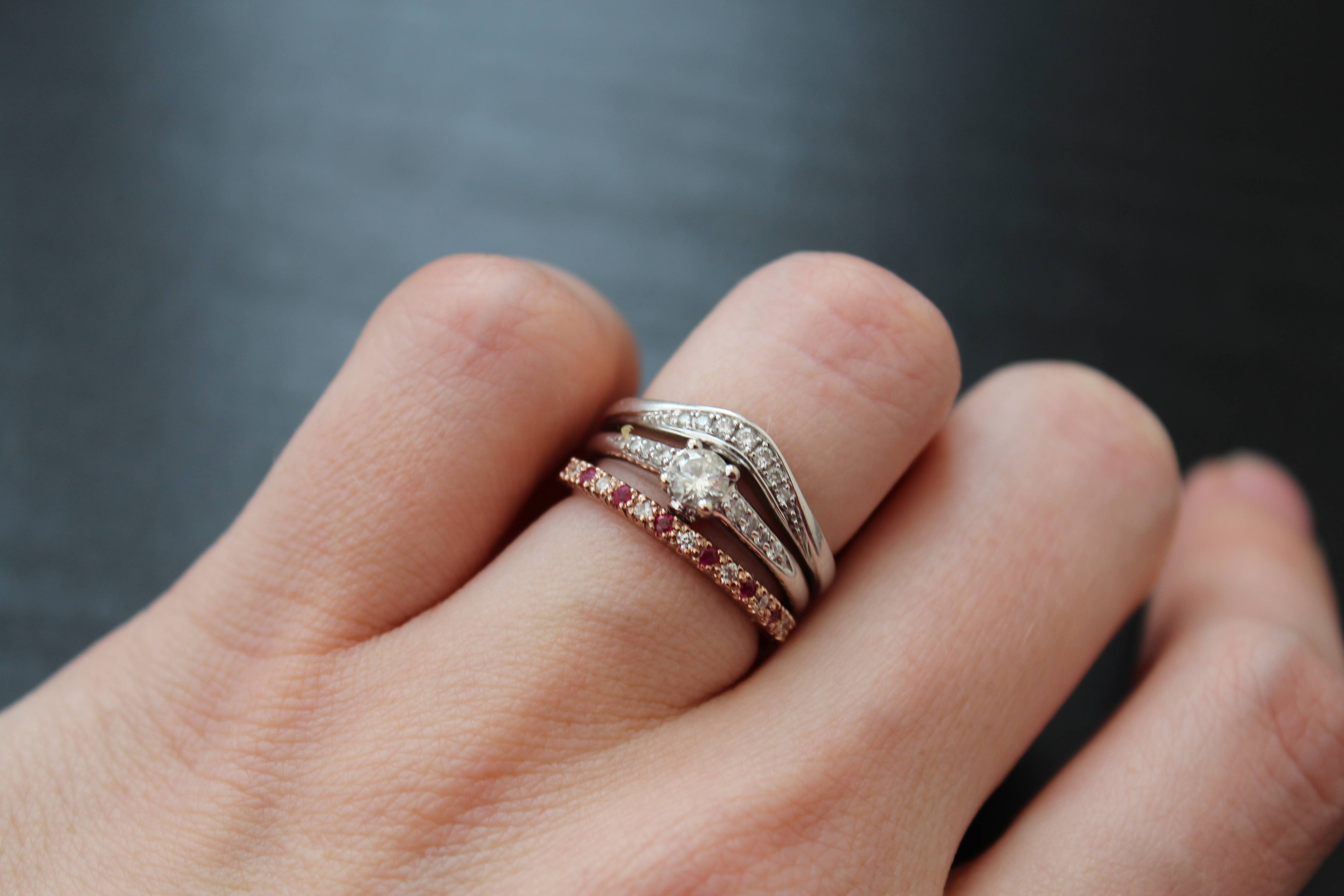 Wedding Rings : Anjolee Reviews Design Your Own Gemstone Ring In Recent Custom Anniversary Rings (View 25 of 25)