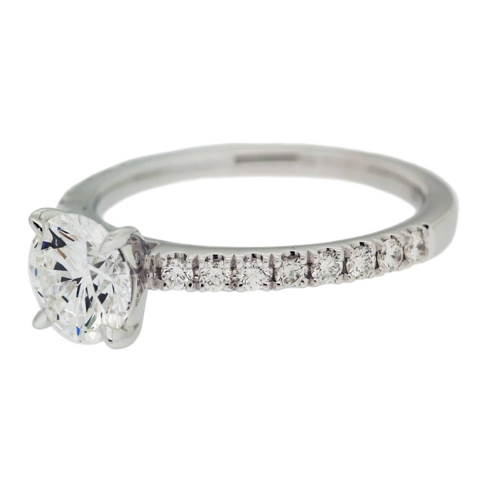 Wedding Rings : Eternity Ring Costco 3 Stone Diamond Anniversary With Regard To Most Popular His And Hers Anniversary Rings (View 25 of 25)