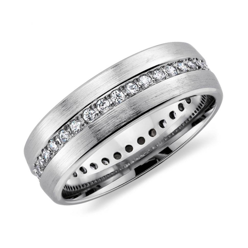 Wedding Rings : Matching Anniversary Bands Past Present Future With Most Recent Matching Anniversary Rings (View 16 of 25)