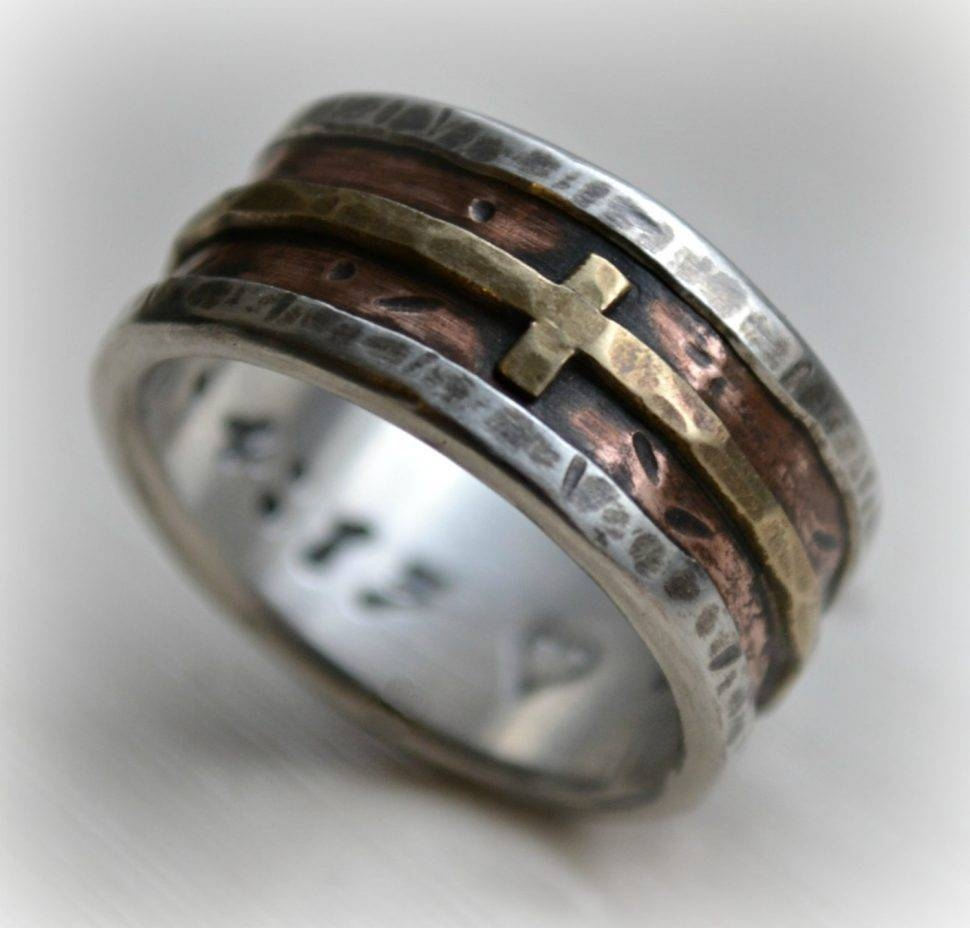 Wedding Rings : Mens Gold Wedding Bands Womens Wedding Ring Sets Inside Recent His And Her Anniversary Rings (Gallery 20 of 25)