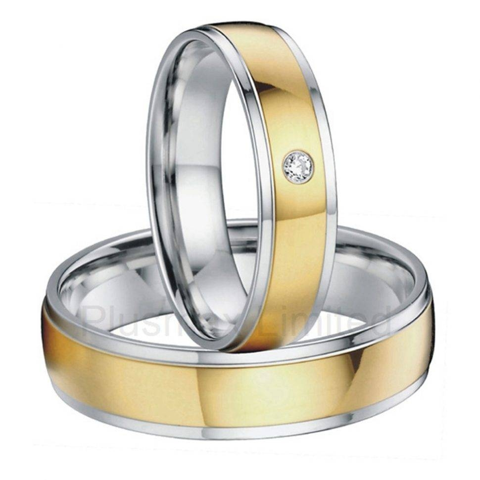 Wedding Rings : Men's Titanium Rings Diamond Rings For Women Pertaining To Most Current Titanium Anniversary Rings (View 23 of 25)