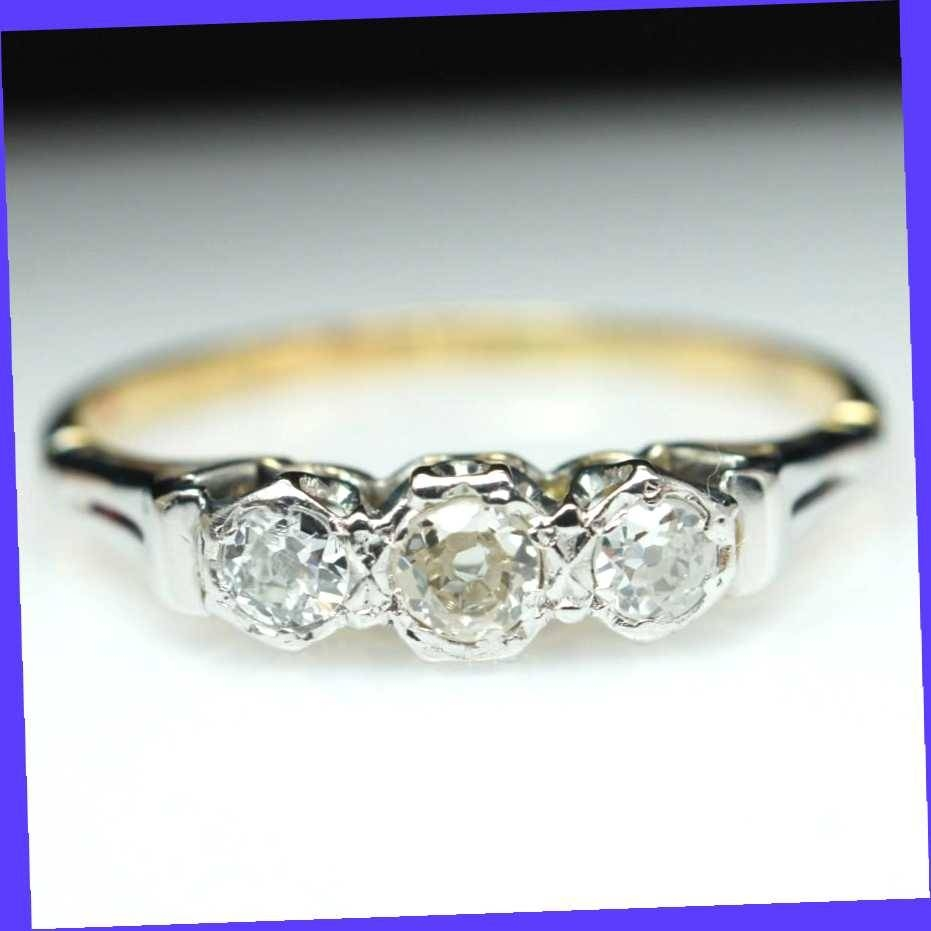 Wedding Rings : Three Stone Diamond Anniversary Rings 3 Stone Intended For 2017 3 Stone Anniversary Rings (View 24 of 25)