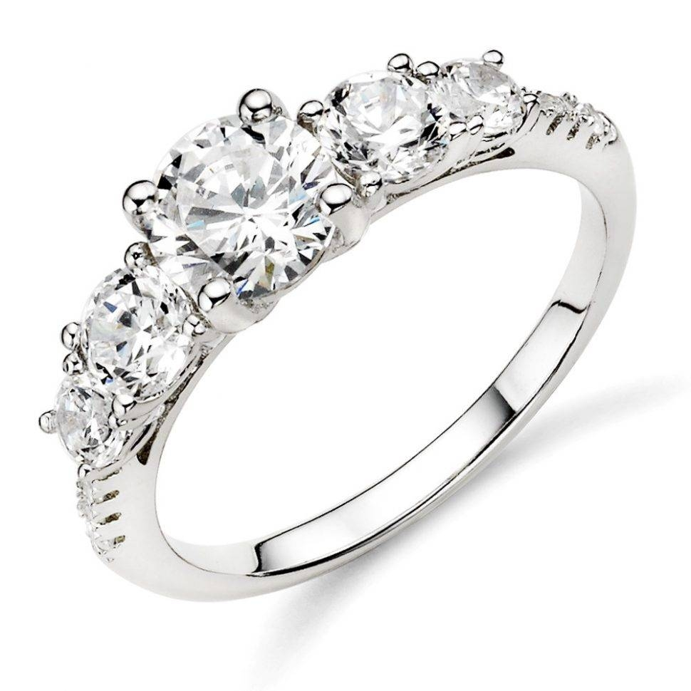 Wedding Rings : Zales Men's Engagement Rings Anniversary Rings Pertaining To Newest Affordable Anniversary Rings (View 18 of 25)