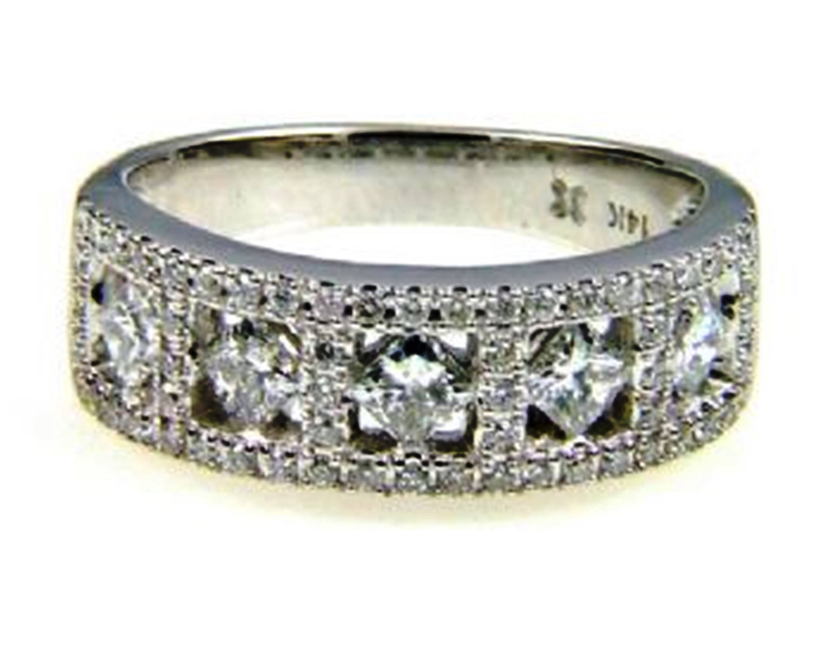 faux sparkles paved eternity rings contemporary bands wide ca floral beloved cubic band zirconia collections elegant diamond ring silver latesha