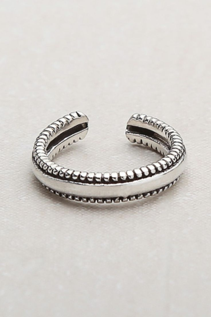 131 Best Toe Ring Images On Pinterest | Silver Toe Rings, Body Regarding 2017 Maui Toe Rings (View 7 of 15)