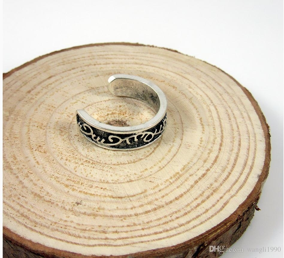 Featured Photo of Mens Toe Rings