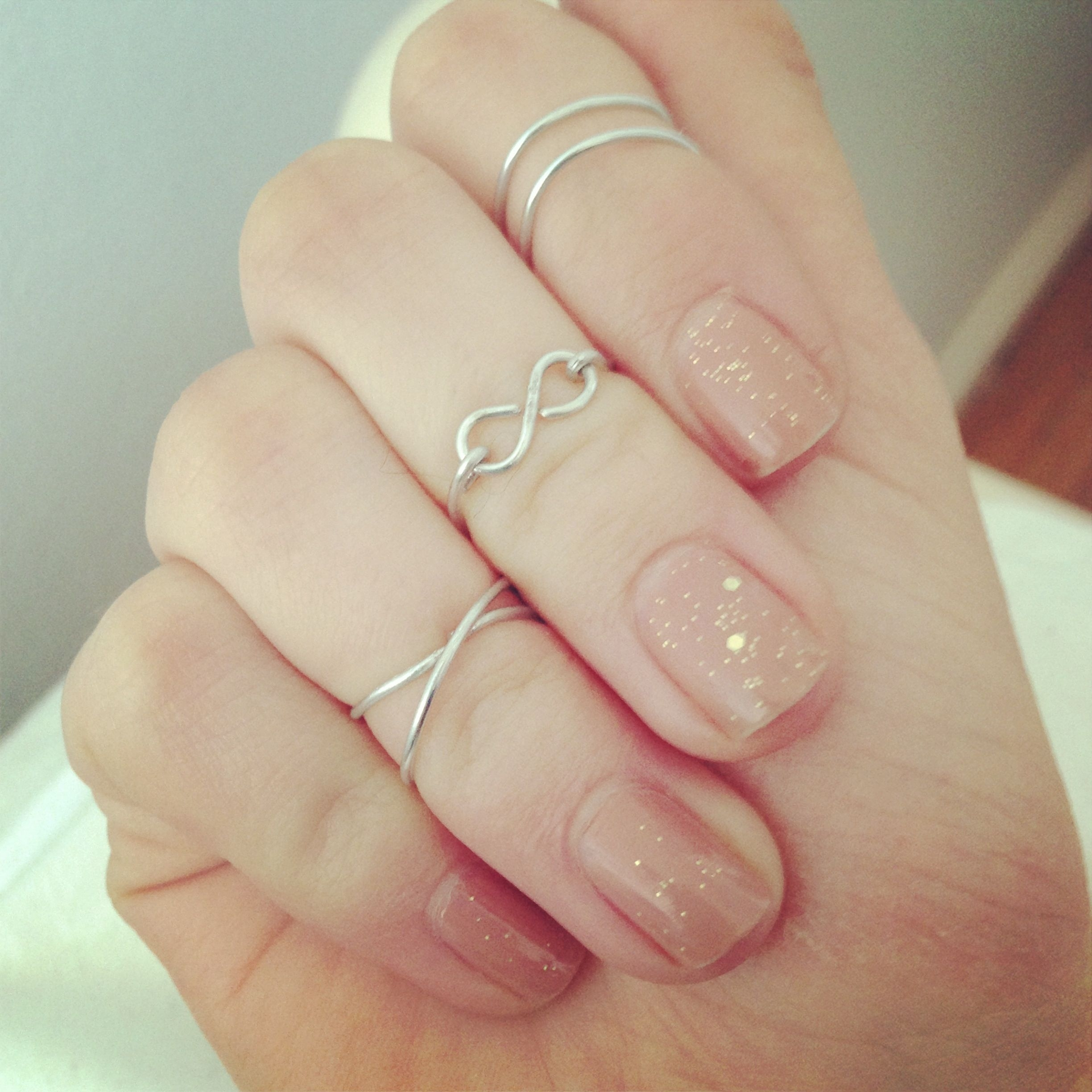 7 Diy Knuckle Rings That Will Knock Your Socks Off  | Knuckle In 2017 Diy Chevron Rings (Gallery 2 of 15)
