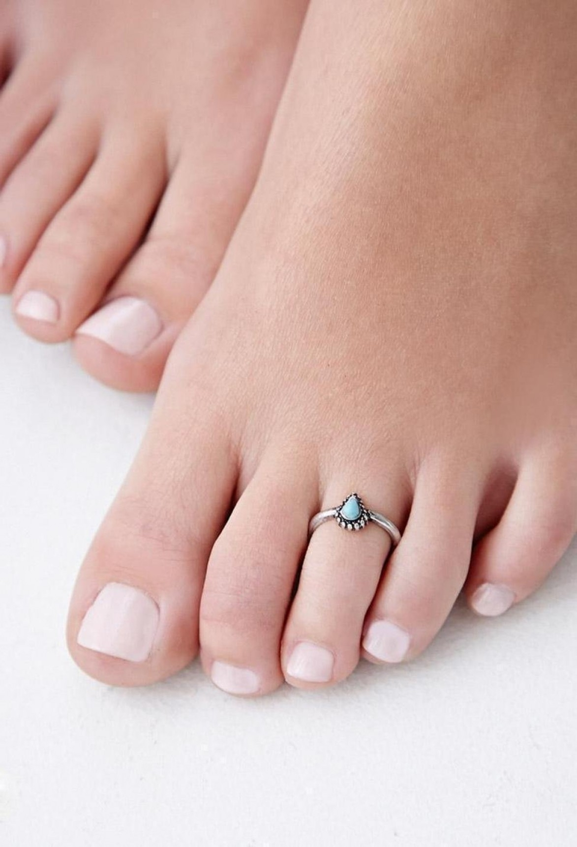 Affordable & Comfortable Toe Rings For Women | Trends4Us Regarding Most Popular Double Toe Rings (Gallery 9 of 15)