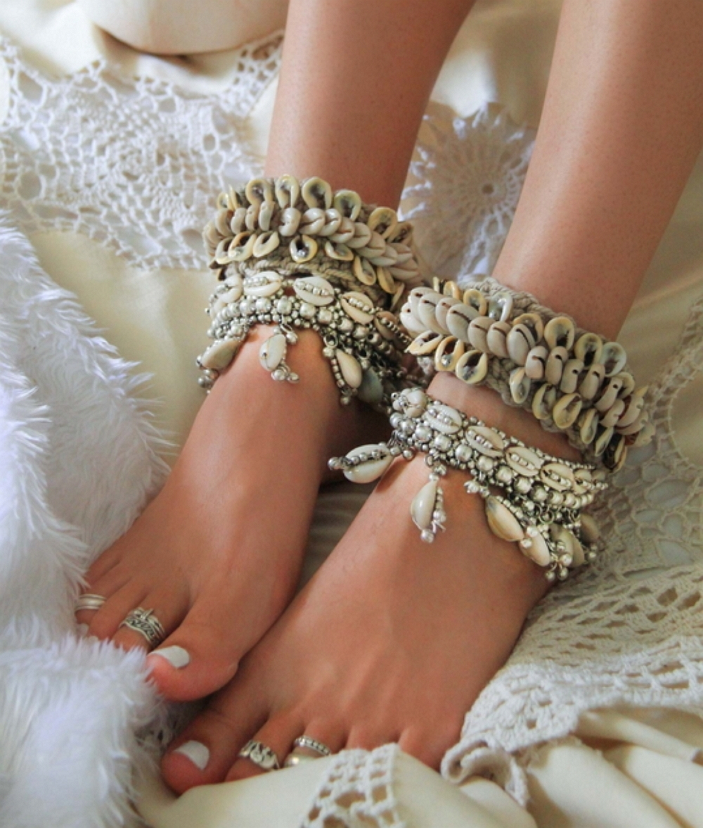 Anklets 4 | Sandals & Pedicure With Best And Newest Anklets With Toe Rings (View 4 of 16)