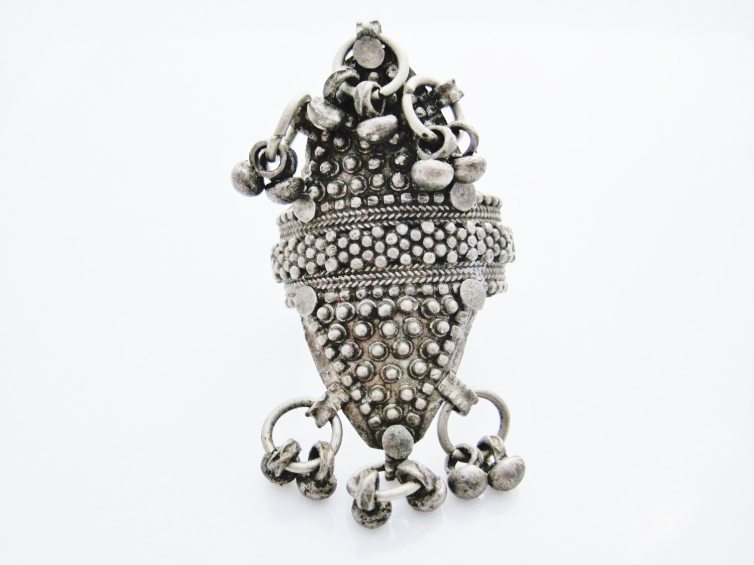 Bedouin Ring, Yemeni Silver, Man Ring, Toe Ring, Tribal Ring In Current Ethnic Toe Rings (View 7 of 15)