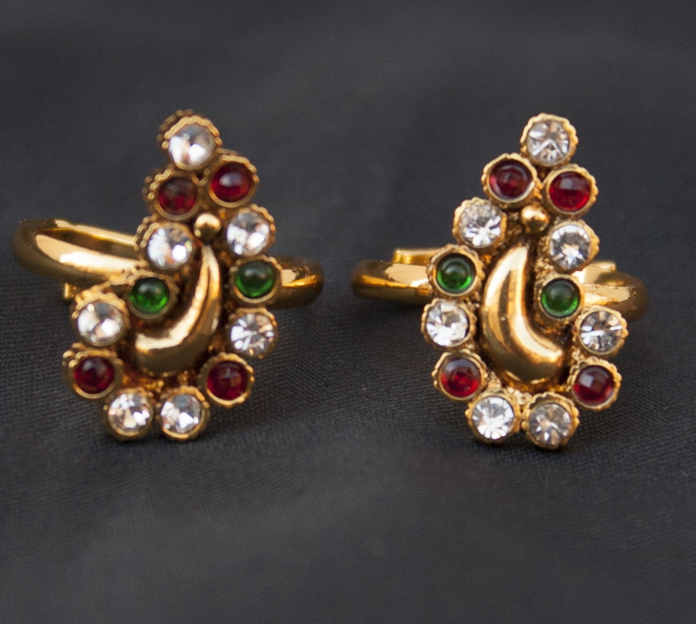 """Bichua"""" Meaning """"scorpian Ring"""" , This Is What Toe Ring Is Called With Current Ethnic Toe Rings (Gallery 11 of 15)"""