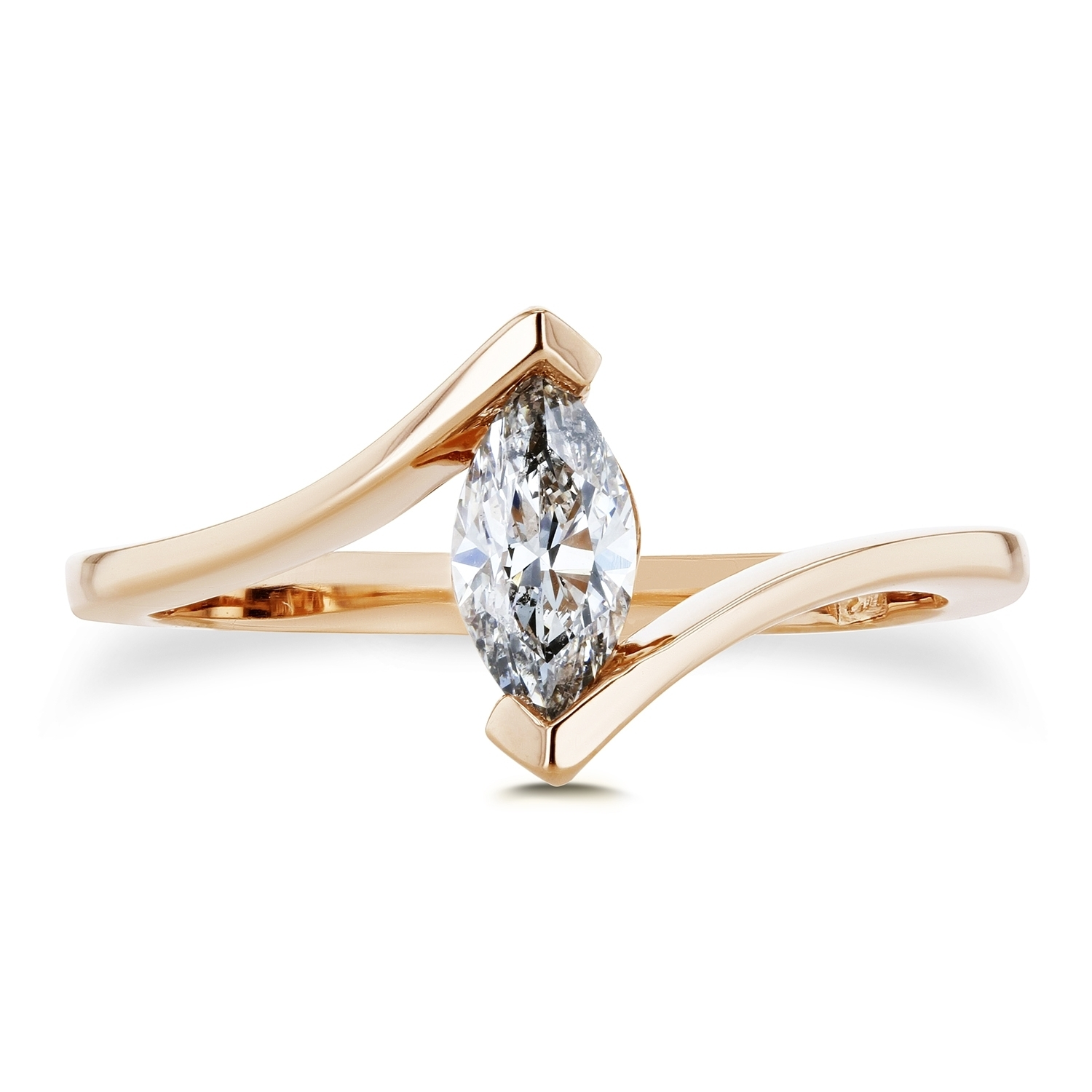 Blog – One Of A Kind Engagement Rings That Will Knock You Off Your Pertaining To Newest Chevron Stone Rings (View 10 of 15)