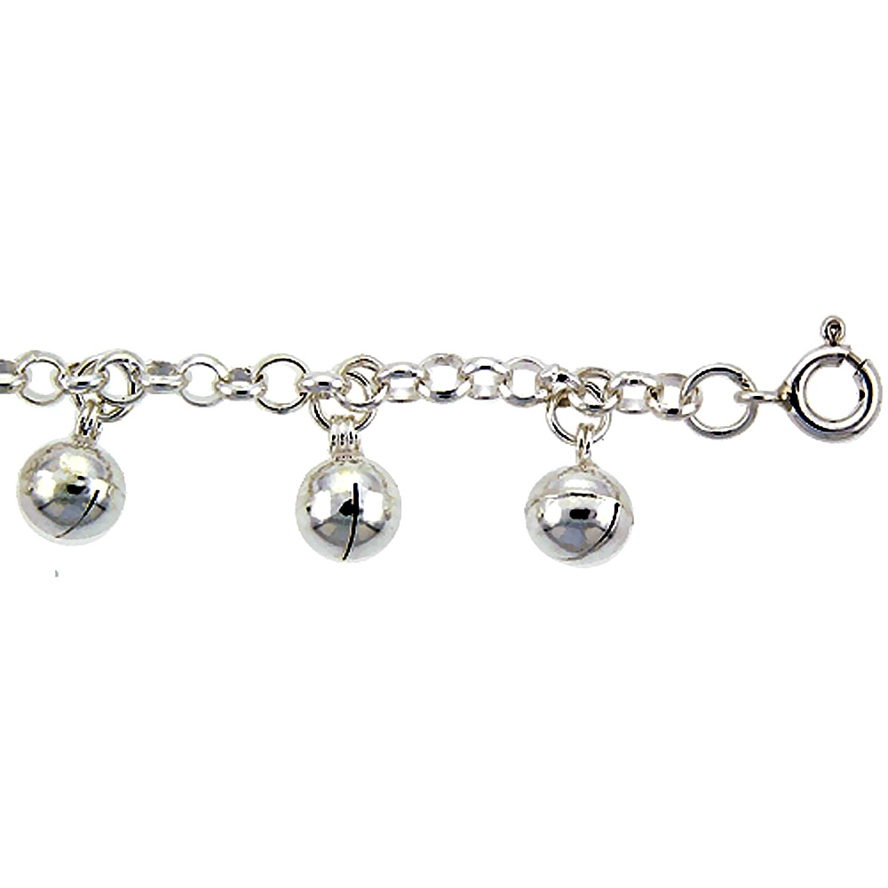 Body Jewelry, Anklets & Toe Rings Intended For Most Current Toe Rings With Bells (Gallery 11 of 15)