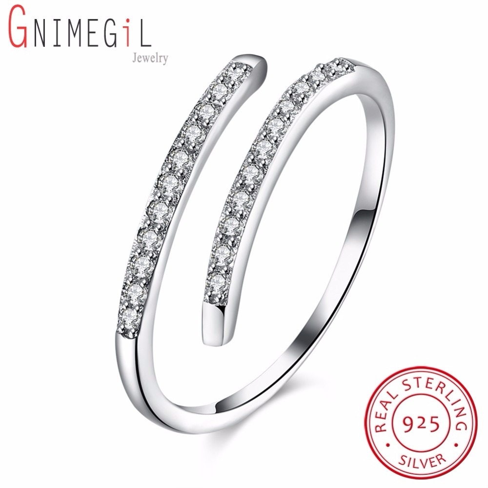 Buy Sterling Silver Women's Toe Rings And Get Free Shipping On Inside 2018 Diamond Toe Rings (View 7 of 15)