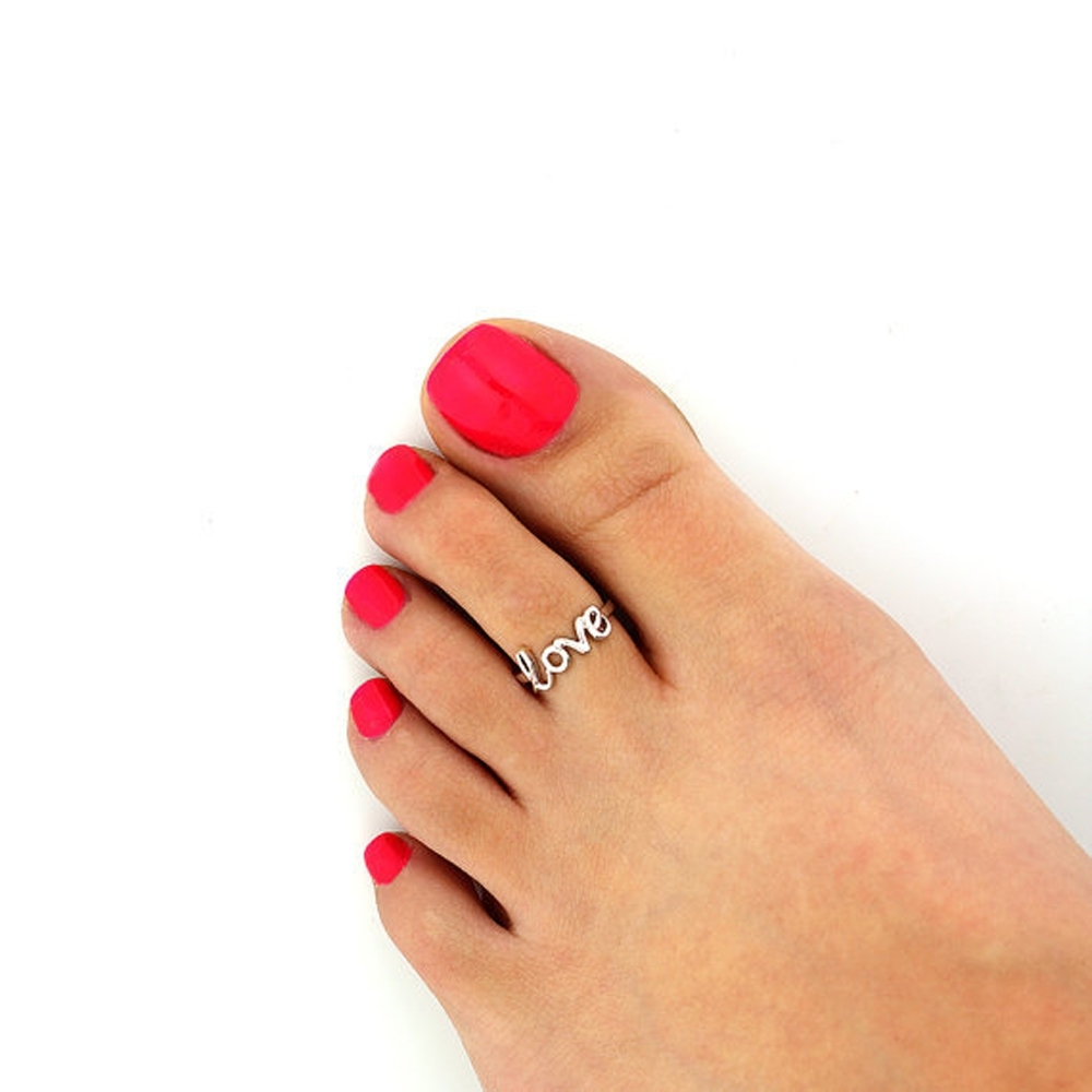 Buy Toe Rings And Get Free Shipping On Aliexpress With Regard To Most Recent Cheap Toe Rings (View 4 of 15)