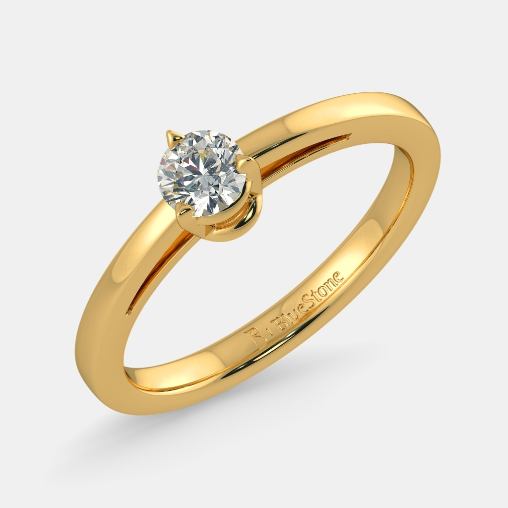 Buy Women's Wedding Ring Designs Online In India 2018 | Bluestone Intended For Most Recent Bluestone Toe Rings (View 5 of 15)