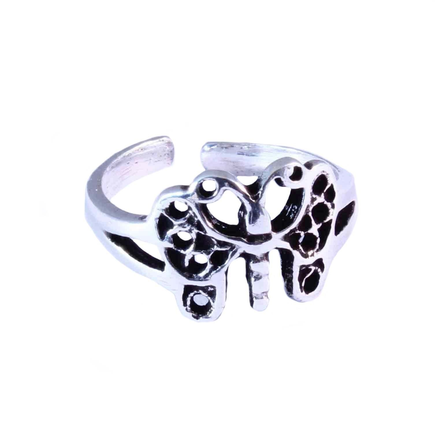 Charm School Uk > Sterling Silver Toe Rings > Butterfly For Most Recently Released Butterfly Toe Rings (View 10 of 15)