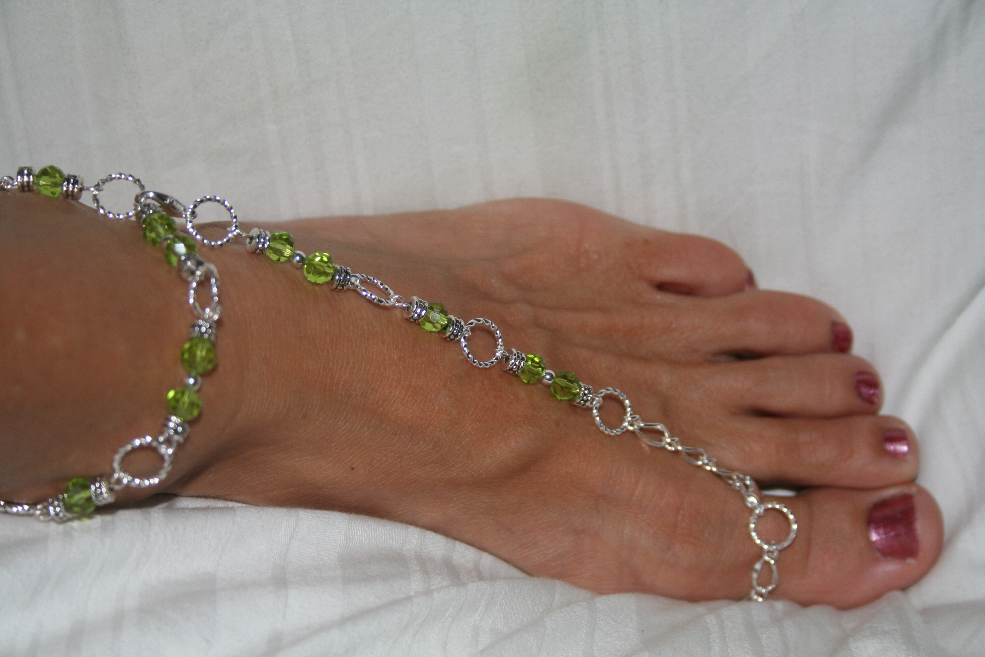 clear item for new anklet popular sandal sandals from shipping foot in rhinestone barefoot fashion wedding beach free bracelets anklets bracelet silver design indian women sexy ankle jewelry