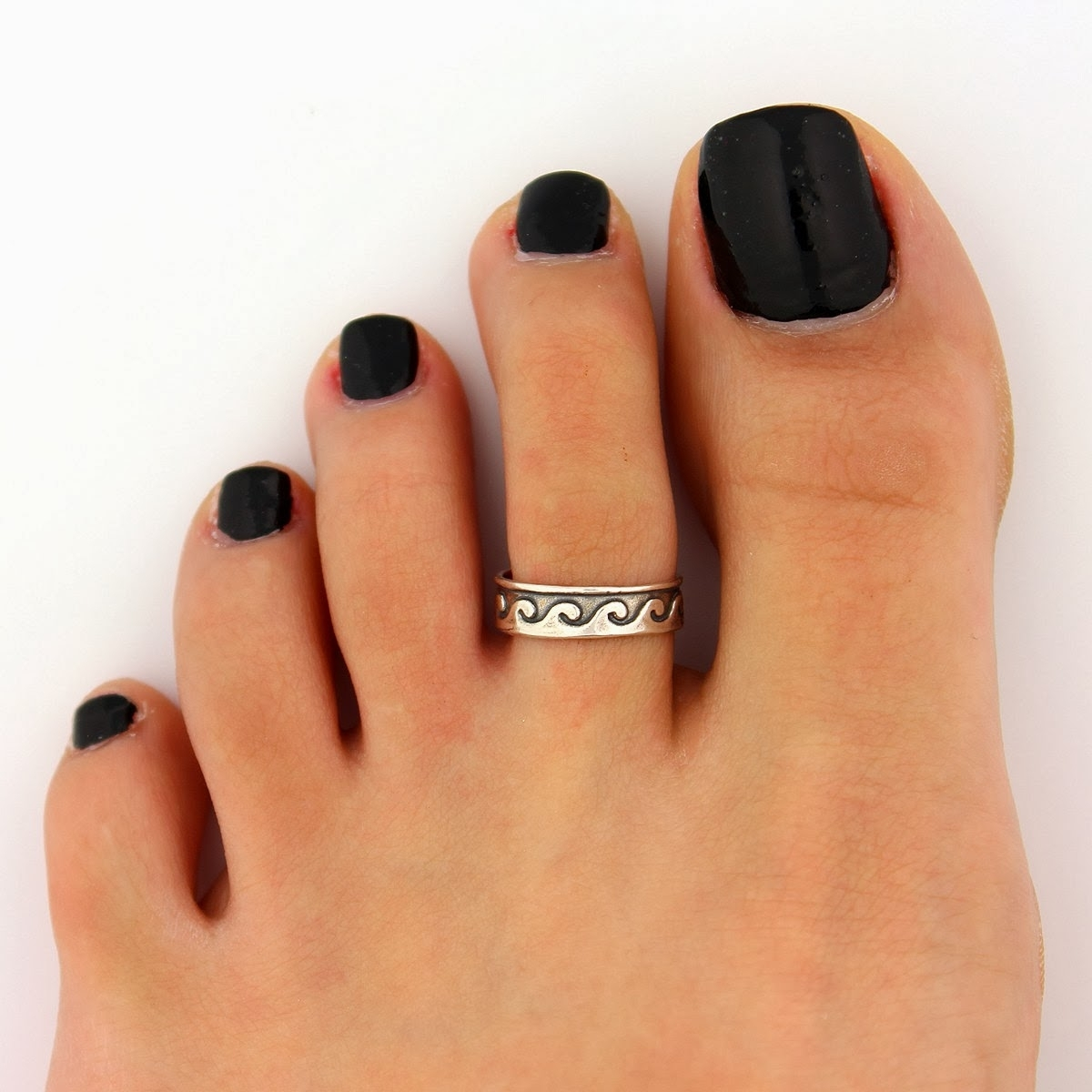 Girly Fashion Accessories: Toe Rings For Current Cute Toe Rings (View 7 of 15)