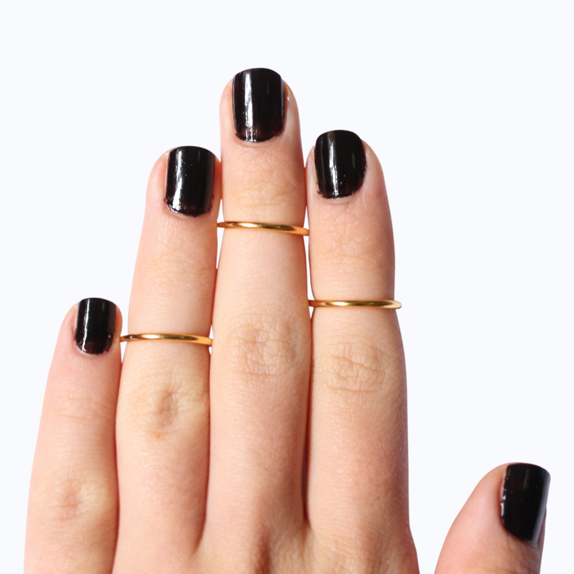 Gold Toe Rings | Midi Rings In Recent Double Toe Rings (View 7 of 15)