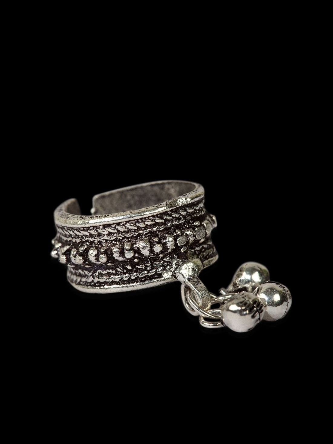 Heritage Jewelry |rajasthan | Gifts Of Love |soil Of India With Best And Newest Toe Rings With Bells (View 12 of 15)
