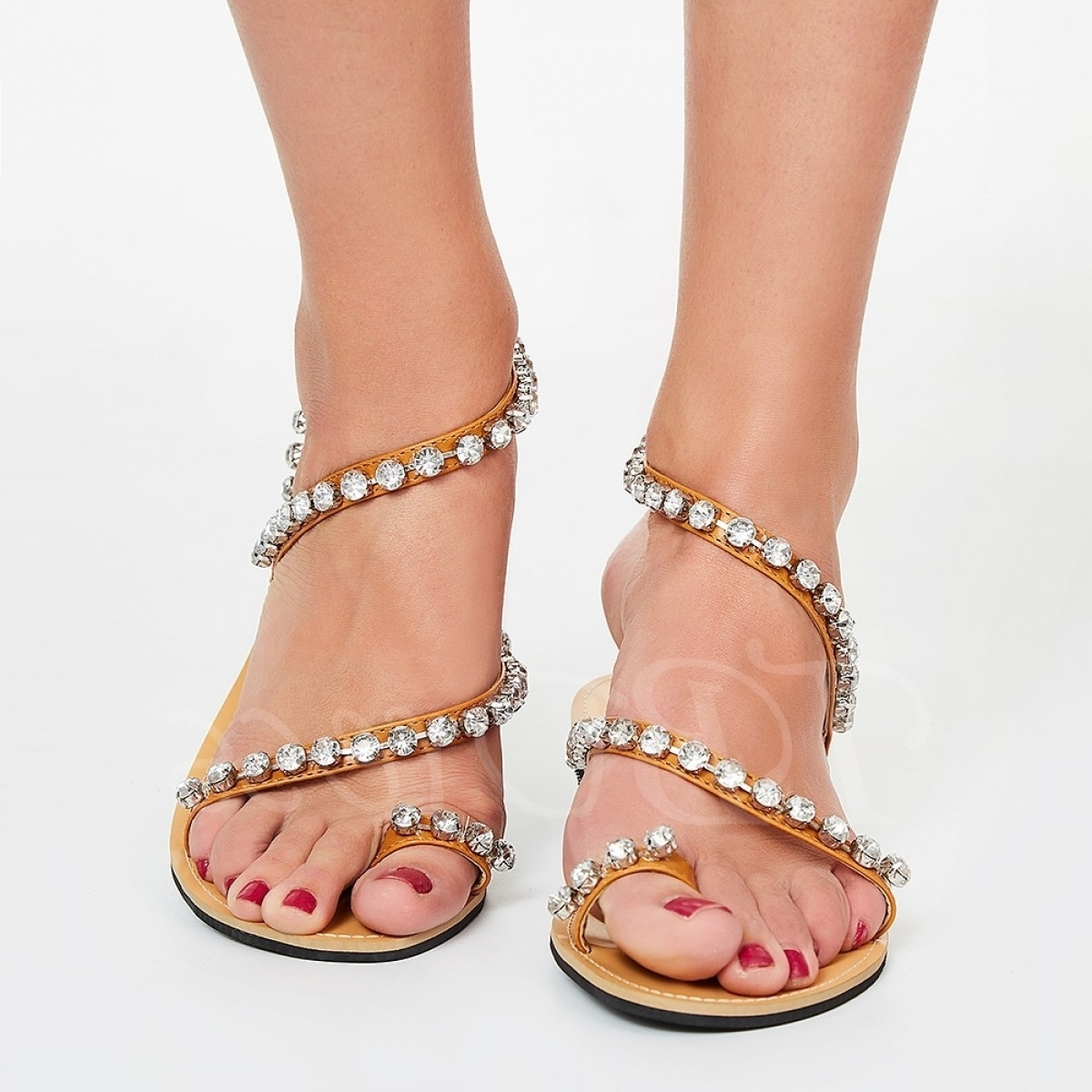 High Fancy Heels Anklet Toe Ring | Ksvhs Jewellery With Regard To Latest Sandals Rhinestone Toe Rings (Gallery 4 of 15)
