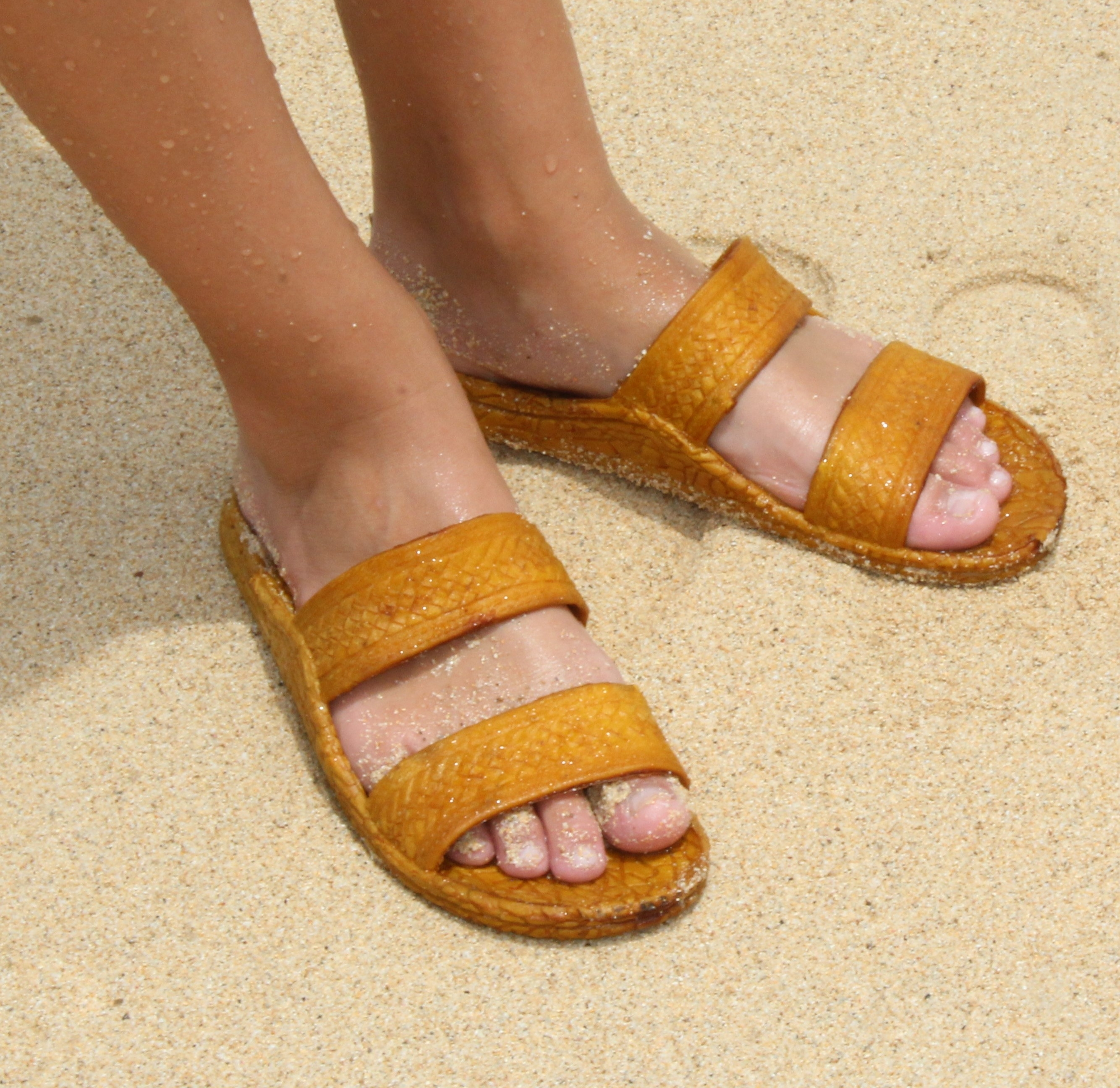 J Slips Hawaiian Jesus Sandals / Jandals In 4 Cool Colors Unisex Pertaining To Current Walmart Toe Rings (Gallery 5 of 15)