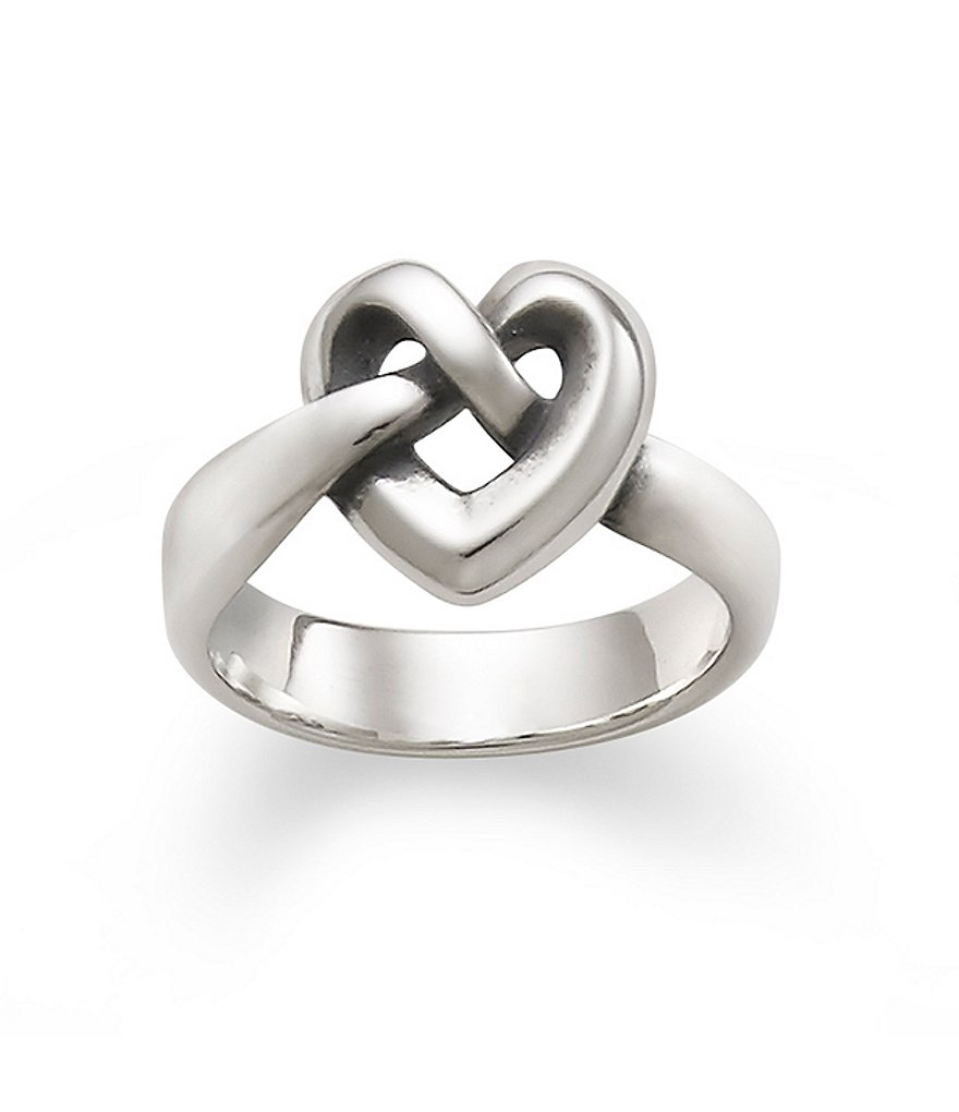 James Avery Heart Knot Ring | Dillards Inside 2017 James Avery Toe Rings (View 5 of 15)