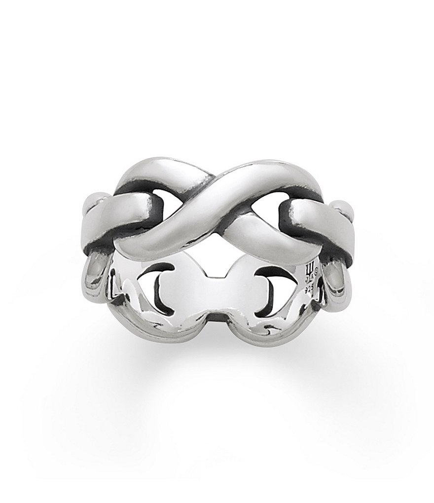 James Avery Infinity Band Ring | Dillards With Current James Avery Toe Rings (View 6 of 15)