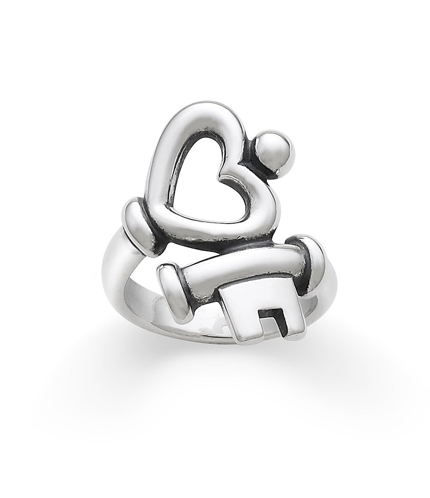 James Avery Key To My Heart Ring | Dillards Intended For 2018 James Avery Toe Rings (View 7 of 15)