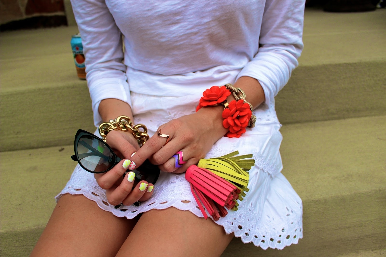 Just A Girl Boss: May 2013 In Recent J Crew Chevron Rings (View 12 of 15)