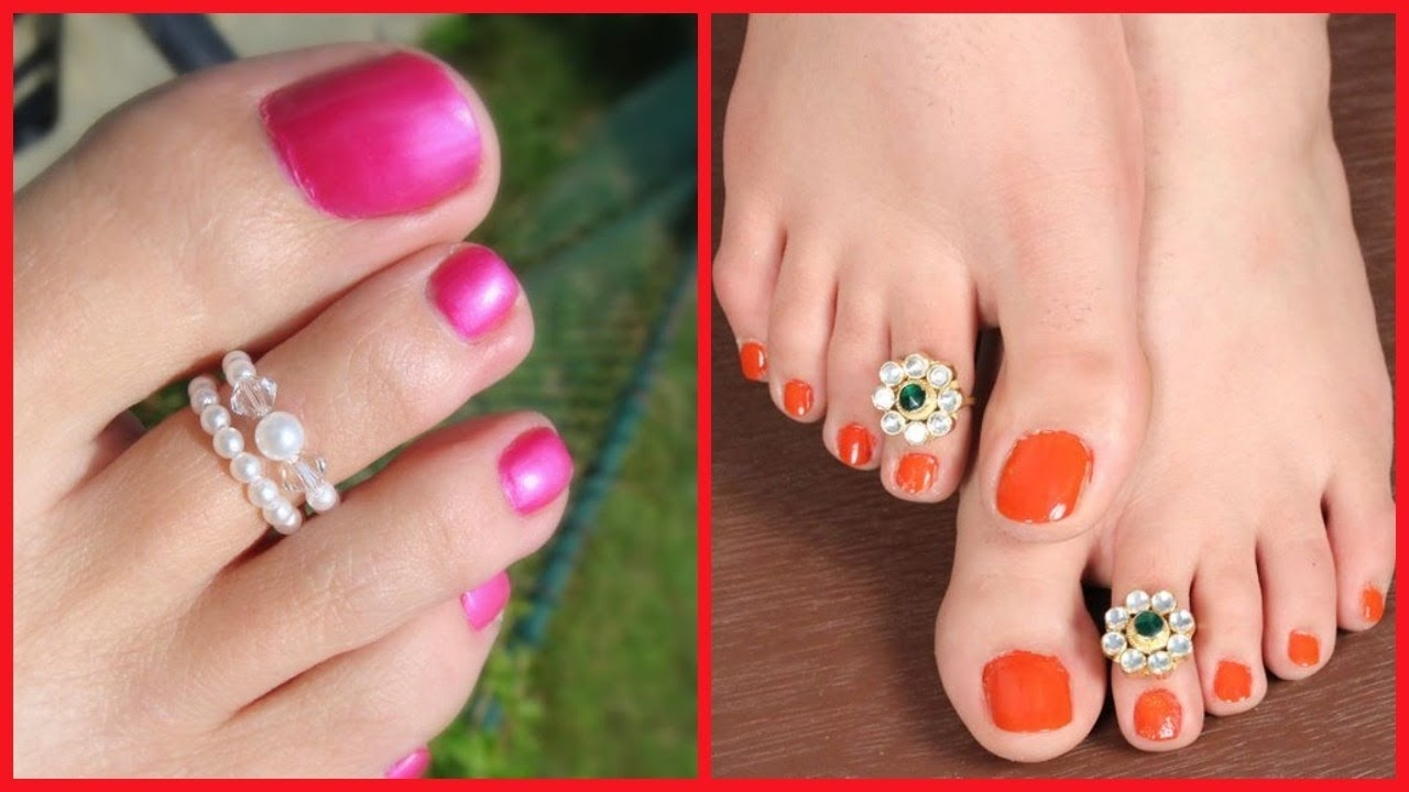Featured Photo of Toe Rings