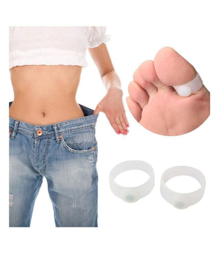 Magnetic Slimming Toe Rings Vki 01 Weight Loss: Buy Magnetic Pertaining To Most Recent Magnetic Toe Rings (Gallery 11 of 15)