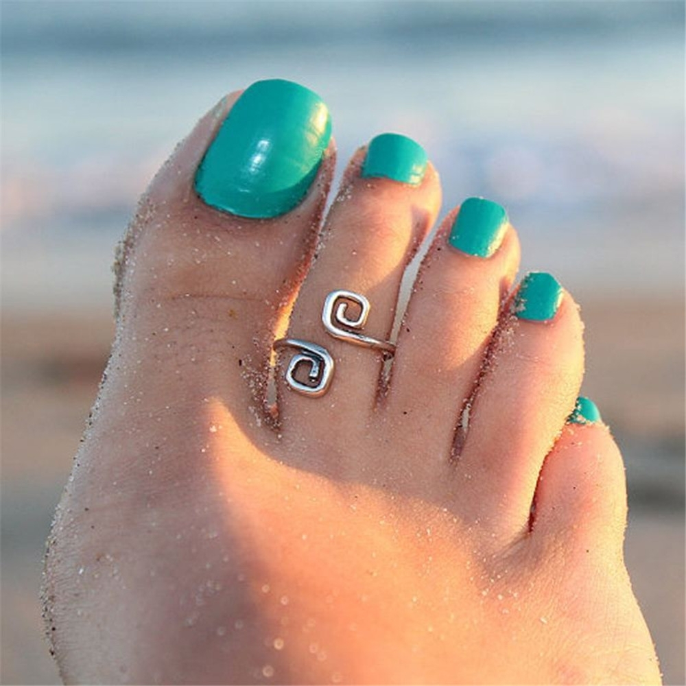 New Arrival Adjustable Size Toe Rings For Women Fashion Sexy Lady With Regard To Most Recent Vintage Toe Rings (Gallery 6 of 15)