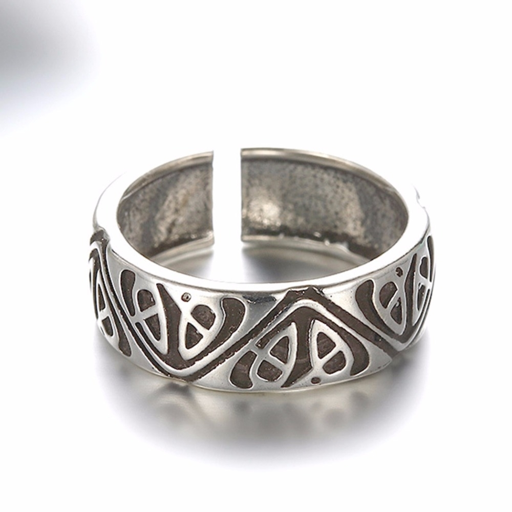 Qiming Vintage Wide Band Toe Rings For Women Sterling Silver Regarding Most Popular Vintage Toe Rings (Gallery 2 of 15)