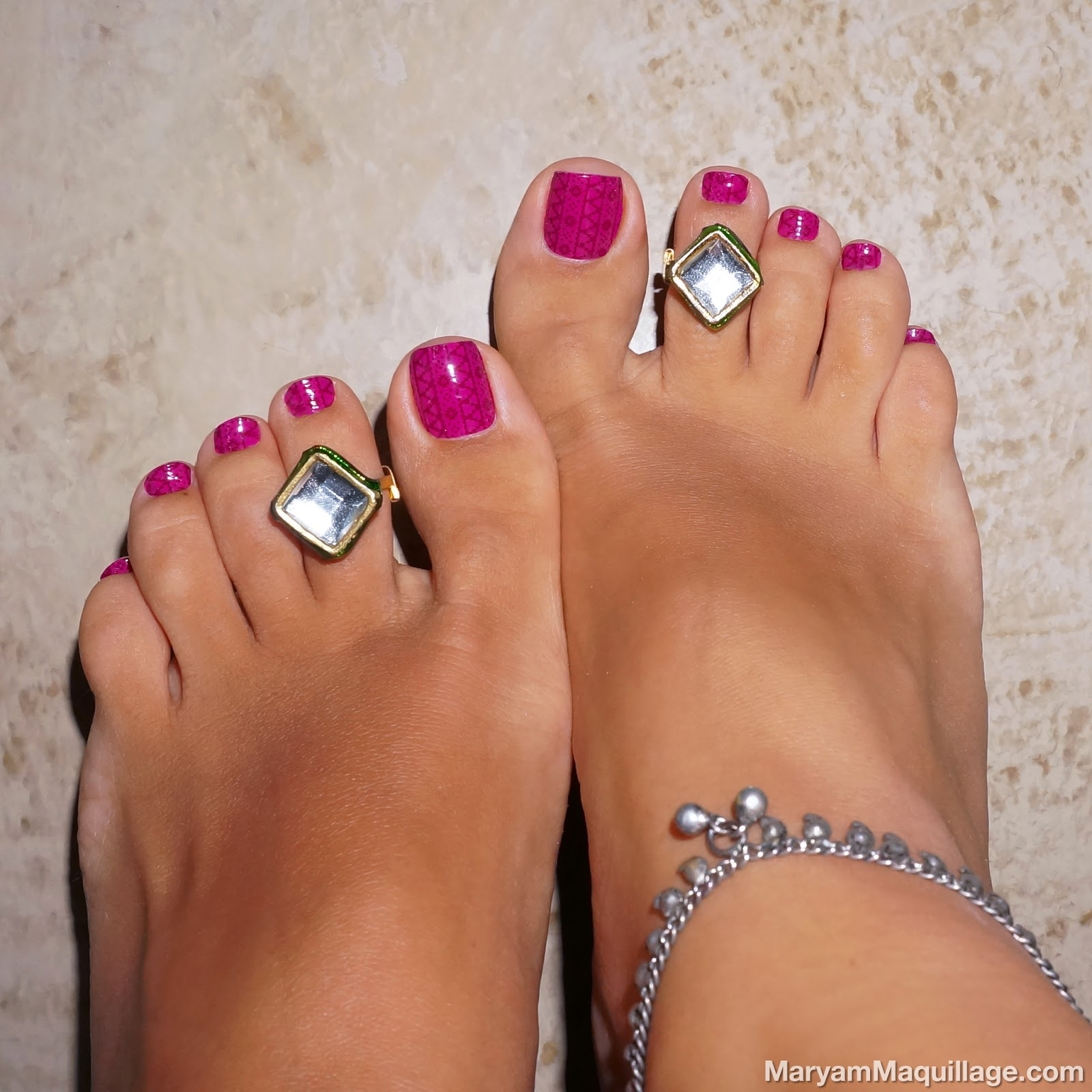Sexy Foot Fetish Toenails – Google Search | Jewelry | Pinterest With Regard To Newest Pretty Toe Rings (View 14 of 15)