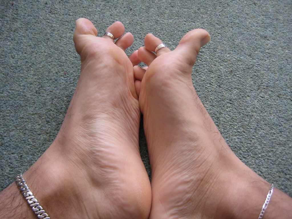The World's Newest Photos Of Anklets And Guy – Flickr Hive Mind With Regard To Current Male Toe Rings (View 12 of 15)