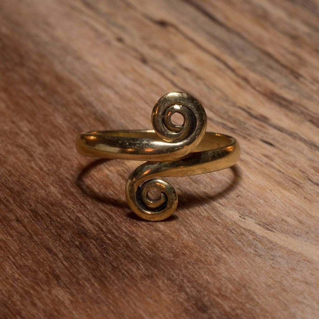 Toe Rings Archives – Omishka With Regard To Most Current Double Toe Rings (View 13 of 15)