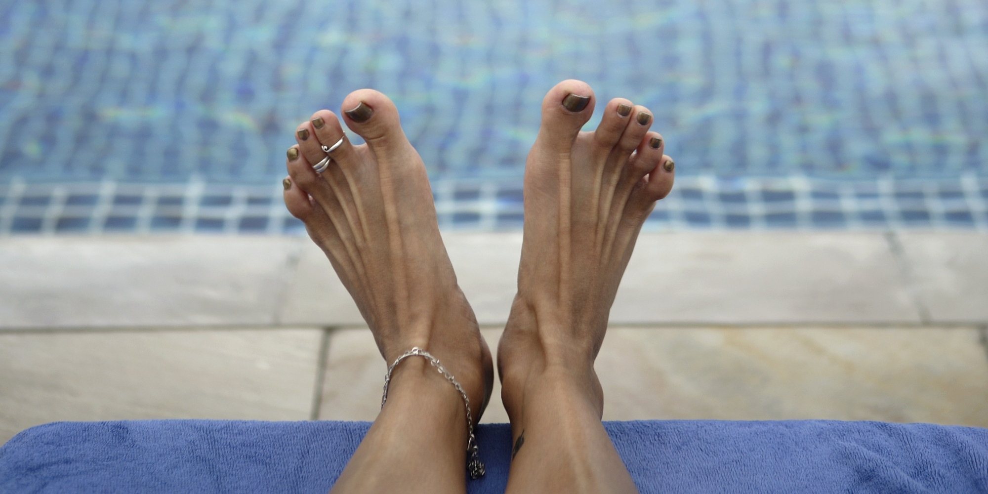 Toe Rings Are Cool Again, And It's Time You Embrace Them (View 14 of 15)