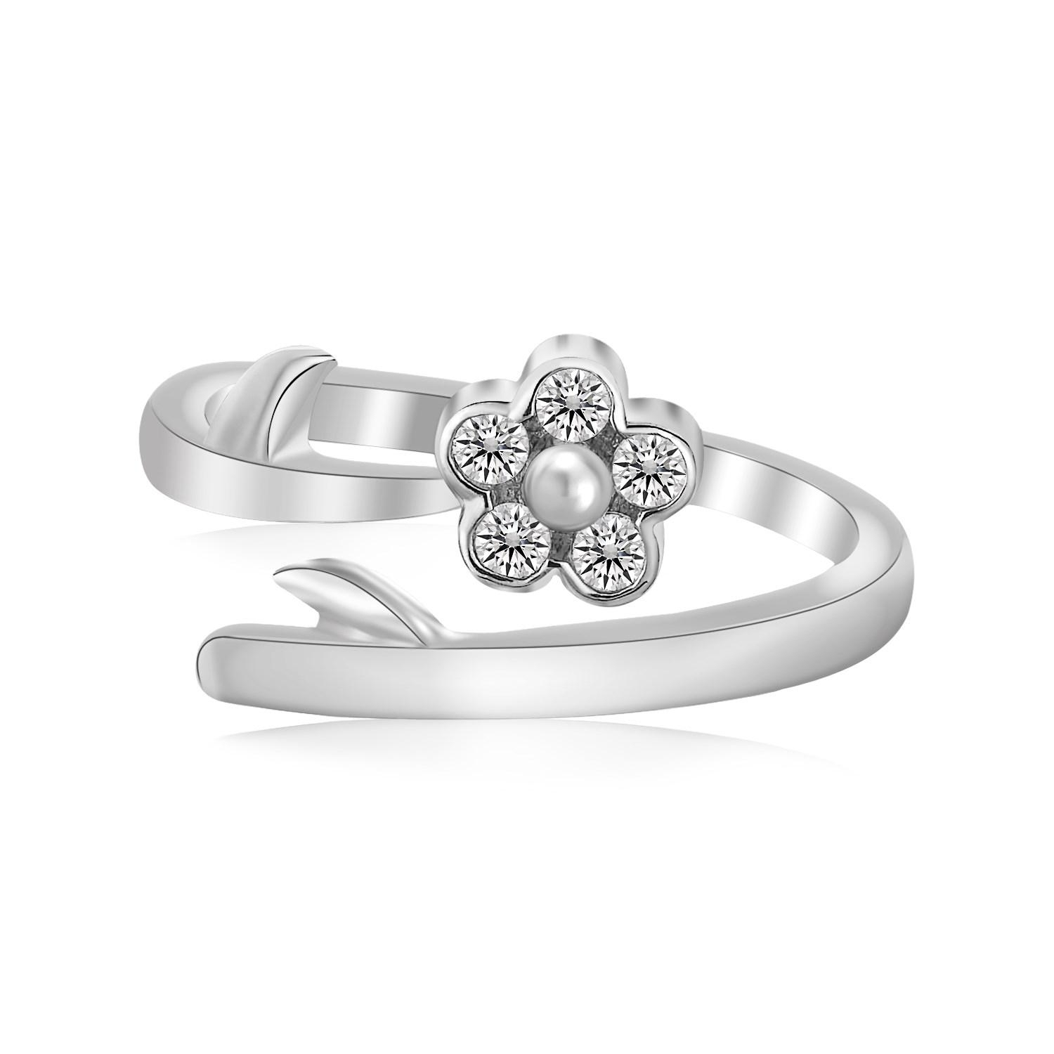 Toe Rings, Charity Jewelers In Best And Newest Diamond Toe Rings (Gallery 9 of 15)