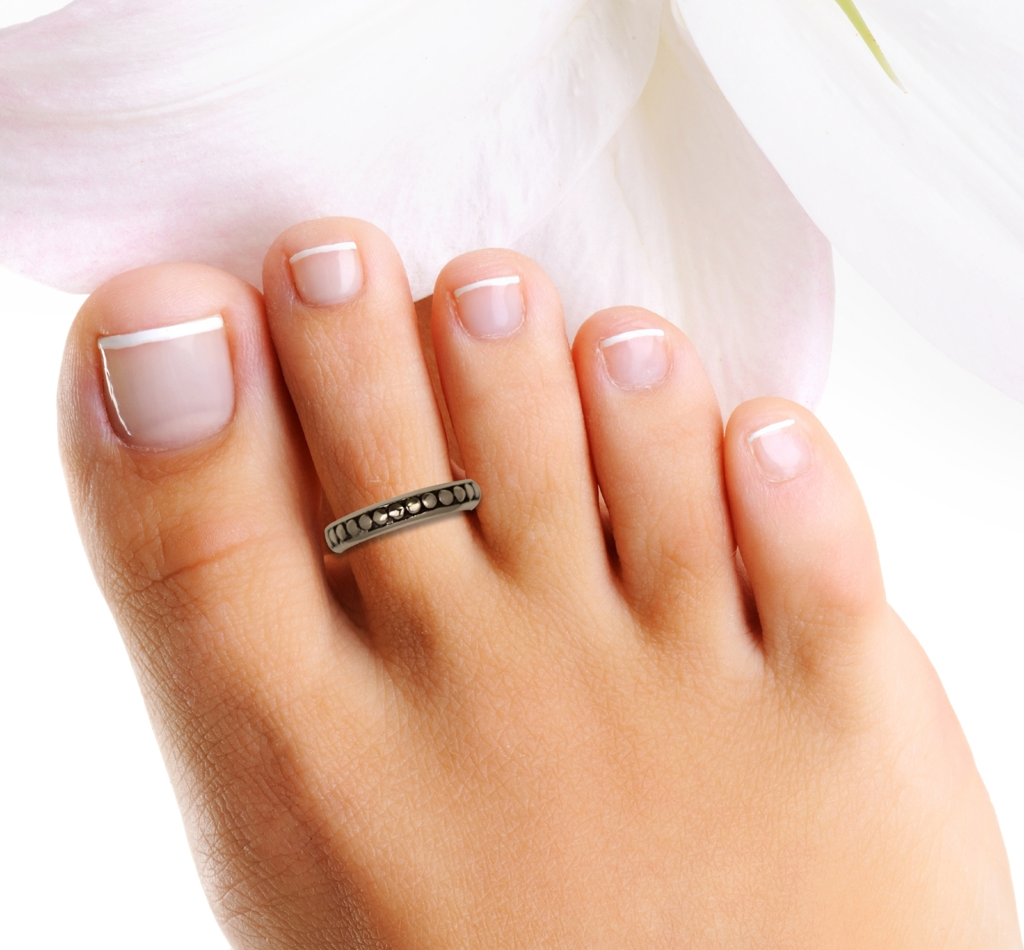 Toe Rings Meaning – Know More About Them Regarding Newest Big Toe Rings (View 13 of 15)