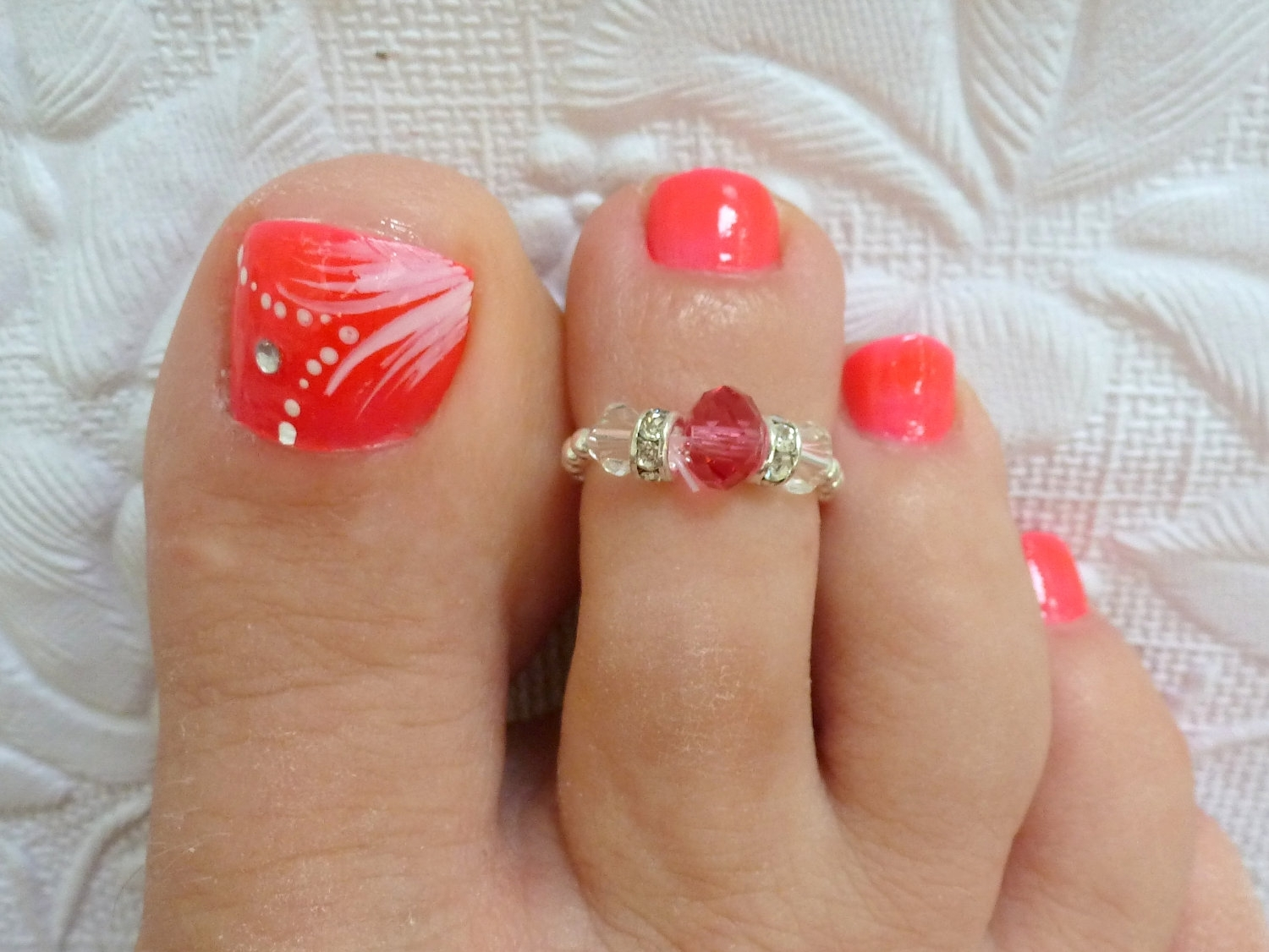 Toe Rings Meaning – Know More About Them With Regard To Best And Newest Elastic Toe Rings (View 15 of 15)