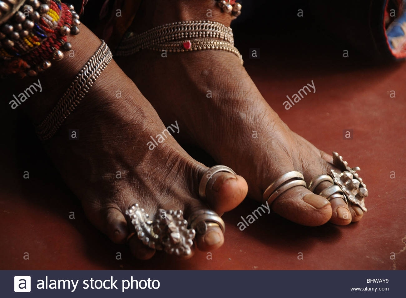 Featured Photo of Traditional Toe Rings