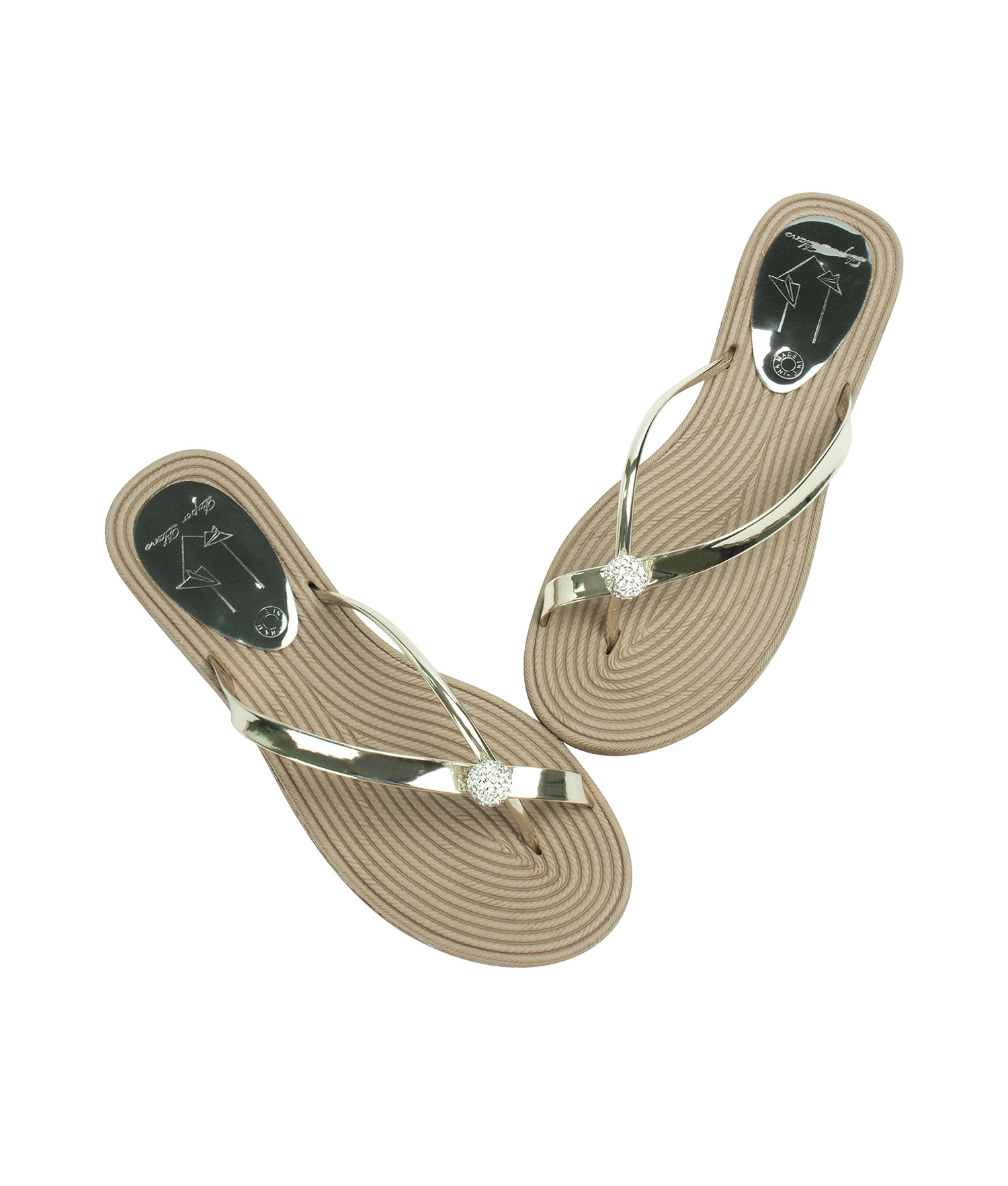 Twinkle Toe Ring Flip Flops – Annakastleshoes Within Best And Newest Twinkle Toe Rings (View 4 of 15)